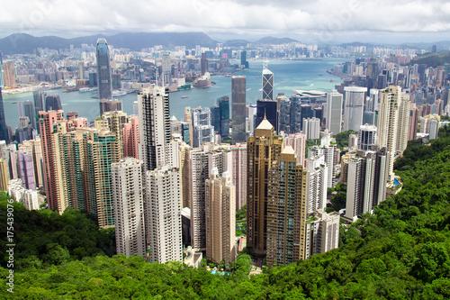 Hong Kong Skyline, Hong Kong Poster
