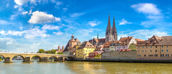 Regensburg Cathedral, Germany