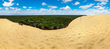 Dune of Pilat, Arcachon Bay,  France - 175450637