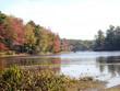 Lake in Wilton, Maine