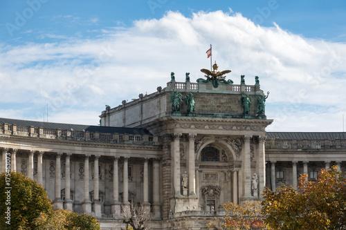 Wiener Hofburg Poster