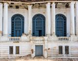 Aftermath of Nepal earthquake 2015, damaged palace on Durbar Square in Kathmandu - 175463284