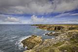 The Cote Sauvage, western shore of Quiberon peninsula - 175482473