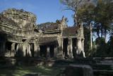 Ruins of temple, Krong Siem Reap, Siem Reap, Cambodia - 175498880