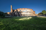 Colosseum in Rome, Italy - 175504241