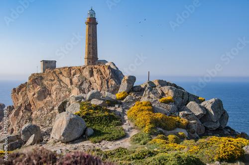 Fotobehang Vuurtoren Vilano Cape lighthouse