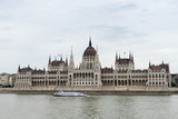 Budapest parliament in Hungary - 175518841