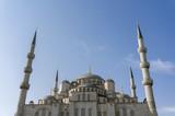 Sultan Ahmet Mosque Exterior, Istanbul, Turkey - 175519052