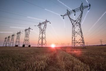Le transport de l'énergie