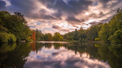 Dortmund Romberg Park im Herbst