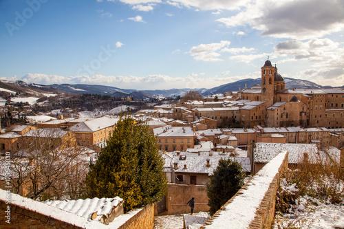 Aluminium Urbino Marche Italy