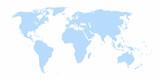 World Map Illustrations