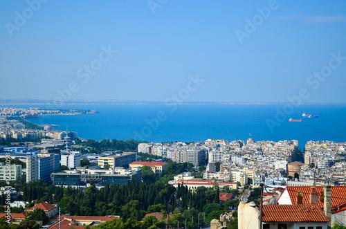 Staande foto Athene Athens view
