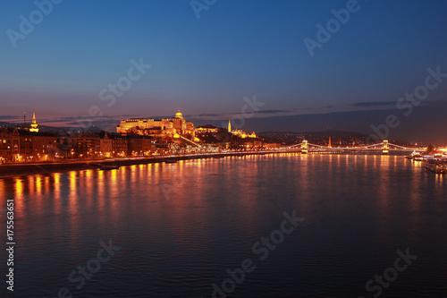 Foto op Plexiglas Bruin Budapest - Hungary