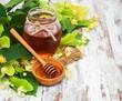 Quadro Honey and  linden flowers