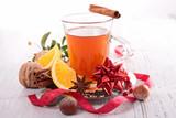 tea with spice - 175584225