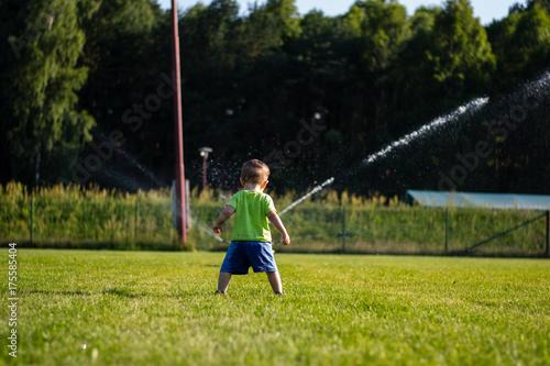 Dziecięca zabawa © Fabio