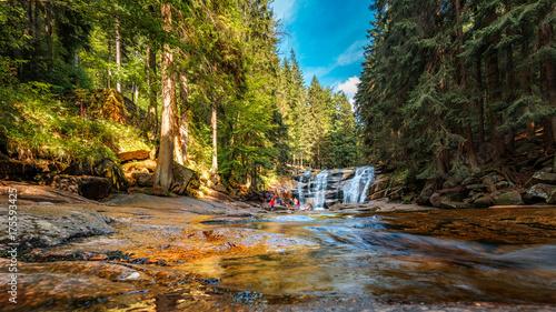 Mumlava waterfall / Mumlavský vodopád - 175593425