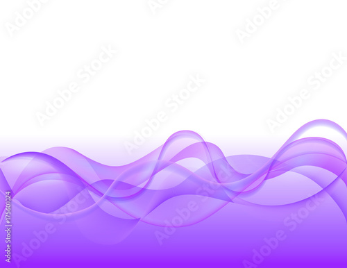 Foto op Aluminium Abstract wave Abstract background