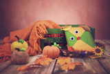 Autumn decoration - 175604453