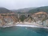 Bixby Bridge in Big Sur, California - 175606802