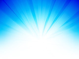 abstract sky blue background - 175607891
