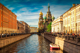 Church of the Savior on Spilled Blood in Saint Petersburg, Russia - 175619207