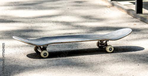 Fotobehang Skateboard skateboard