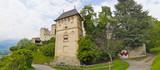 Südtirol- Impressionen, Schloss Churburg im Vinschgau