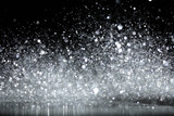 Sparkling glittering lights abstract background - 175648455
