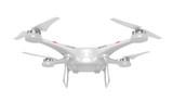 Delivery. Flying drone. 3d illustration