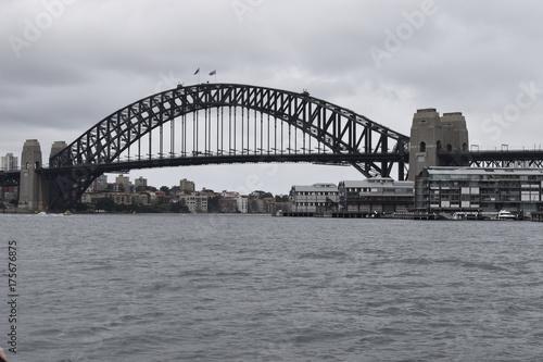 Sydney Cityscape Poster