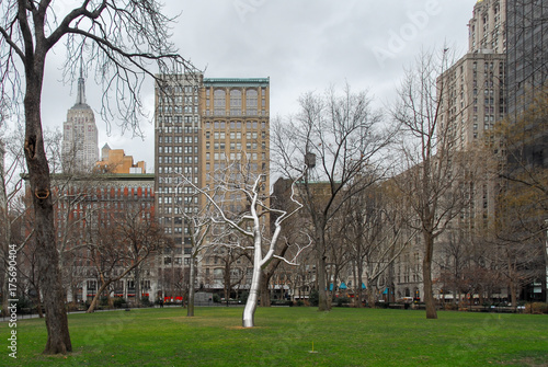 Foto op Canvas Gras Madison Square Park - New York City