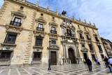 Palace of the Royal Chancery in Albaicin, Granada - 175701896