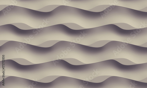 Tuinposter Abstract wave abstract texture pattern