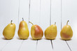 Tasty portuguese pears