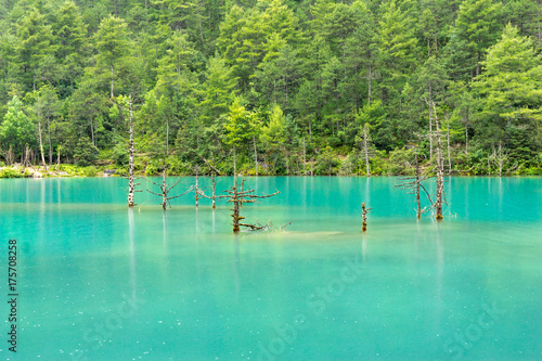 lanyue lake in lijiang Poster