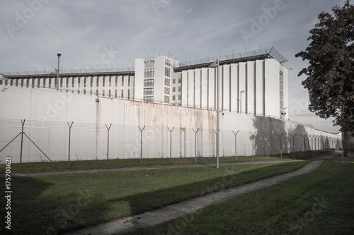 Poster Justizvollzugsanstalt Stuttgart Stammheim
