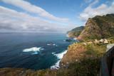 Coastal mountain landscape - 175712483
