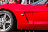 Sports car wheel - 175715827