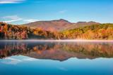 Grandfather Mountain, North Carolina in Fall - 175721442