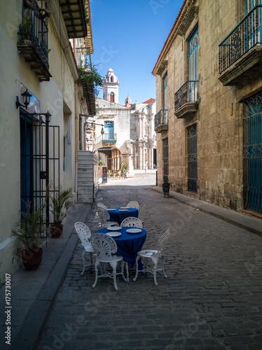 Keuken foto achterwand Havana cuba