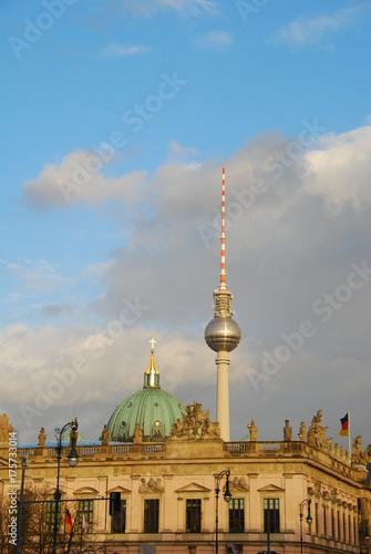 Cieli berlinsi Poster