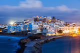 Naxos island aerial view - 175736024