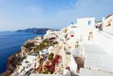 Oia town in Santorini - 175736646