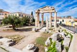 Athena Gate, Roman Agora - 175737883