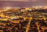 Athens aerial panoramic view - 175738080