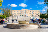 The Hellenic Parliament building - 175738268