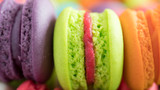 Closeup colorful macaroons 16 - 175738618