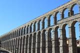 Aqueduc antique Romain de Ségovie - 175742852